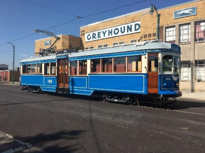 Image result for testing of memphis trolleys