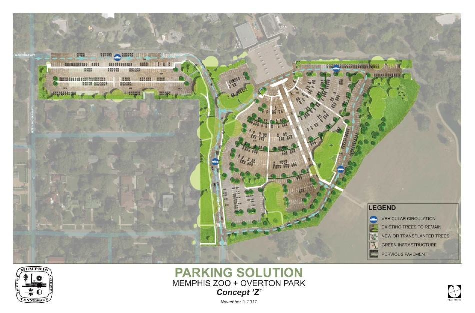 City Reveals Preliminary Designs for Zoo Parking Lot News Blog