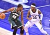 Ben McLemore actually had a good game against Milwaukee, but it wasn't enough for a win.