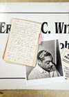 A reporter's notebook, found in the Withers archives, details the beating of Morris Webb on March 28, 1968, alongside Withers' image of Webb from that day.