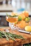 Seasonal cocktail