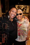 Hope Clayborne and Joyce Cobb performed at the Deborah Cunningham Access Awards