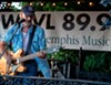 Kenny Brown plays this year's Blues on the Bluff, WEVL's largest annual fundraiser.