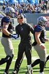 Memphis coach Mike Norvell