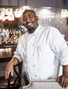 Christopher Hudson, chef at the newly opened Mahogany