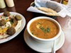 Moroccan Soup at Casablanca