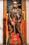 Mario Monterosso, an Italian guitarist in Memphis