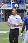 Memphis coach Mike Norvell.