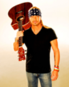 Graceland Hosts Poison Singer, Reality Star Bret Michaels (3)