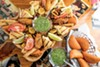 A sampler platter of Colombian delights.