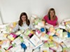 Sister Supply founders Eli Cloud and Nikii Richey.