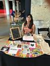 Erica Qualy, organizer of Memphis Zine Fest V