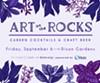 Art on the Rocks, September 6