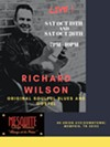 Richard Wilson - Live & Original: Soulful Blues & Gospel