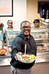 Dereck Allen of Cafe Le Roux