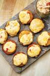 Pimento Cheese and Corncakes