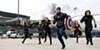 """Civil War — superpatriot Captain America vs.""""genius, billionaire, playboy, philanthropist"""" Iron Man"""