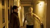 Dylan Minnette (left) and Stephen Lang in Fede Alvarez's <i>Don't Breathe</i>