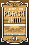 Champagne Porch Jam at The Buccaneer