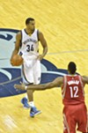 Brandan Wright. Yes, this picture is from last year. #preseason