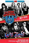 L.A. Guns' Phil Lewis and Tracii Guns at Rockhouse Live (3)