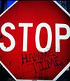 The Best Stop Sign in Lakeland...