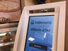 The city's first Bitcoin ATM
