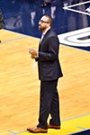 Grizzlies head coach David Fizdale