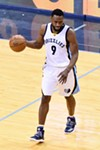 Tony Allen has not been the fearsome lockdown defender he used to be.
