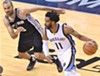 This is the series in which Mike Conley became the Grizzlies' undisputed star.