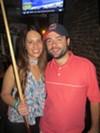 Kelcie Hamm and Casey Lenahan at Seth Walker