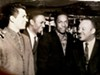 Dave Gonsalves , Herman Green, John Coltrane, and Arthur Hoyle