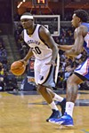 The Grizzlies moved quickly to retire Randolph's number.