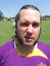 Jason Mapp at Elvis 7s rugby tournament.