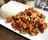 Cashew Tofu from Red Fish