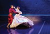 Jose Llana and Laura Michelle Kelly in Rodgers & Hammerstein's The King and I.