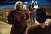Tyler Perry is Madea (and Brian and Uncle Joe) in <i>Tyler Perry's Boo 2! A Madea Halloween</i>