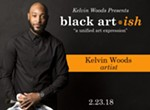 "Artist reception for ""Black Art *Ish"""