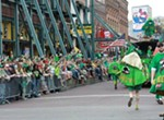 45th Annual Silky Sullivan St Patrick's Day Parade