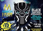 Black Panther Paint Party: Kids Edition