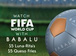 Watch FIFA World Cup with Babalu Tapas & Tacos East Memphis