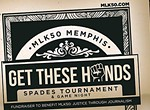 Get These Hands Spades Tournament