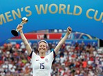 Champions! The USWNT Deserves Equal Pay for Equal Play