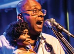 Tim and Eric's David Liebe Hart Peforms at CANVAS
