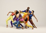 Alvin Ailey Fires Memphis Up at the Orpheum