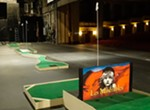 Orpheum Opens Stage for Mini-Golf (Yes, You Read That Right)