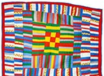 "Artist reception for ""The Quilts of Gee's Bend: A New Beginning"""
