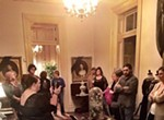 Woodruff Fontaine Ghost Tour
