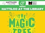 Hattiloo at the Library: <i>The Magic Tree</i>