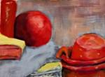 Intermediate Acrylic Painting with Melissa Dunn